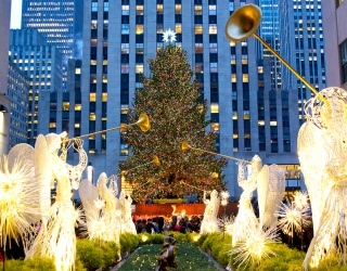 Travel Tuesday: The Definitive Ranking of the World's Christmas Trees