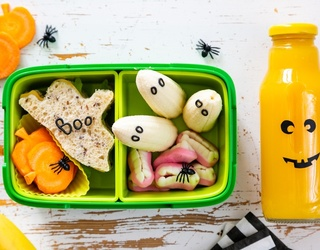 Halloween Lunchboxes Are the Cutest Way to Add a Little Spook to Your Kid's Lunches This Month