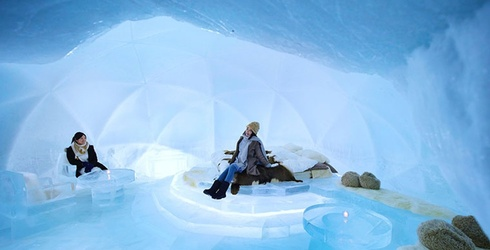 Travel Tuesday: Be Chill and Stay in one of These Ice Hotels While You Still Can