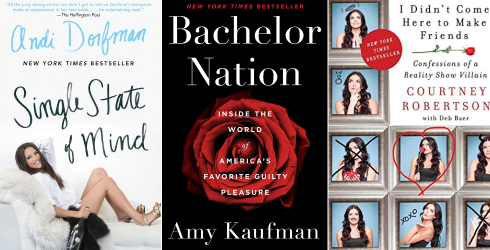 10 Books by Bachelor Nation Alums to Get Your Fix Post-Monday Nights