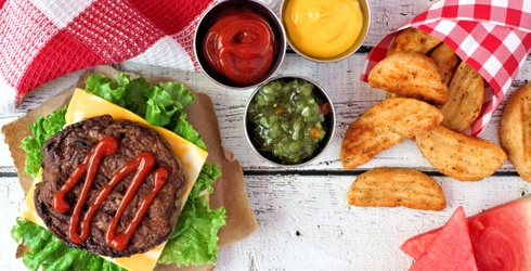 How Trendy Would You Make Your Bunless Burger?
