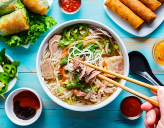 We'll Be Slurping These Bowls of Noodles Pho-Ever After Matching the Pairs