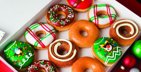 What Kind of Krispy Kreme Doughnut Are You Based on Your Movie Preferences?