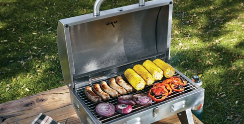 Brig's Buys: 10 Teeny-Tiny Grills to Spice up Even the Smallest of Backyards