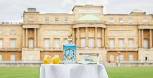 """The Royals Saw the """"Downton Abbey"""" Gin and Raised It a Buckingham Palace Version"""
