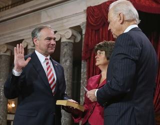 Who Said it: Joe Biden or Tim Kaine?