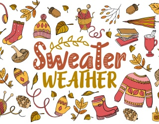Sweater Weather Is Finally Here! Find the Differences Before It Gets Too Cold