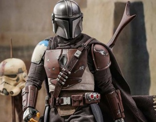 This Mini Mandalorian Is All About Safety and Space Adventure