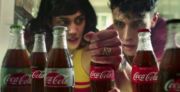 Brother and Sister Have a Savage Battle for the Affections of the Pool Boy in This Inclusive New Coke Ad