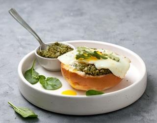 Are TikTok's Pesto Eggs Worth the Hype?