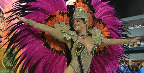 Party Like You're in Rio and Match the Photos of These Carnaval Costumes