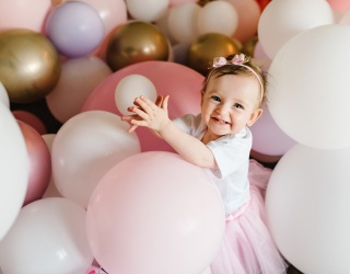 Throw Your Toddler an Extravagant Birthday Party and We'll Pick out an Equally Lavish Gift
