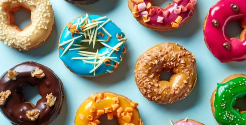 15 Show Stopping-Donuts for National Donut Day