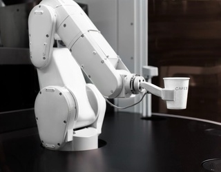 This Robot Barista Will Make You a Perfect Cup of Coffee, Every Time
