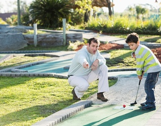 8 Wacky Mini Golf Courses to Visit on Your Next Family Road Trip
