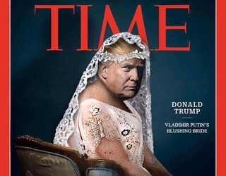 Twitter Did Its Job and Absolutely Roasted Trump Over His Fake Time Cover