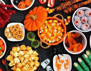 This Halloween Treats Puzzle Is Filled With Double, Double, Toil & Trouble