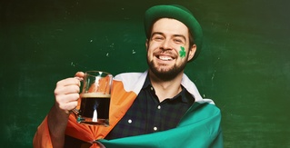 Answer Some Questions About St. Patrick's Day and We'll Give You a Drink to Order Today