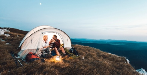 Travel Tuesday: 6 Spots off the Beaten Path to Camp in Splendid Solitude