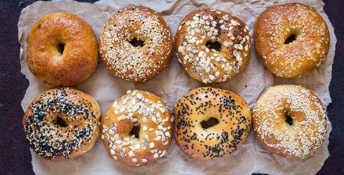 9 Easy Bagel Recipes to Make at Home