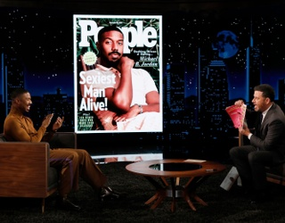 In Case You Missed It: This Michael B. Jordan Interview Aged Very, Very Weirdly