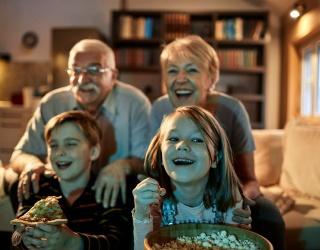 8 Film-Themed Snacks for Your Next Family Movie Marathon