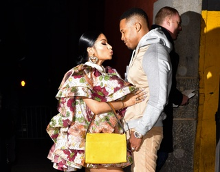Heart Eyes: Nicki Minaj Debuts Her Baby Boy, Plus More Gender Reveals!
