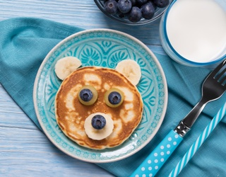 We Can Almost Guarantee Your Saturday Morning Pancakes Look Nothing Like These