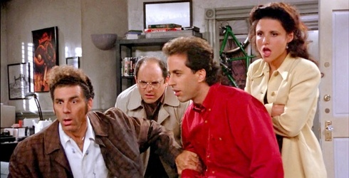 """Build a Salad and We'll Tell You Which """"Seinfeld"""" Character You Are"""