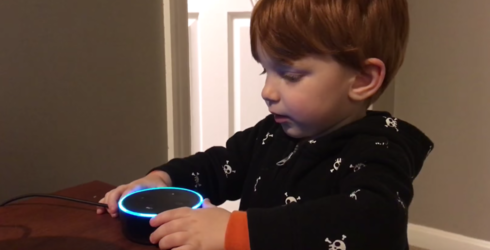 Toddler Accidentally Requests Porn From Amazon Alexa