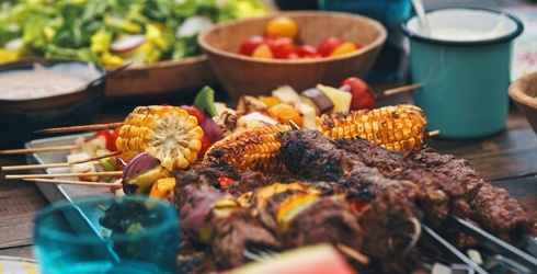 8 Out-of-the-Box Cookout Recipes That Are, Well, Straight Fire