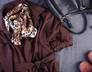 Match the Photos of One of Fall's Biggest Trends: Leopard Print