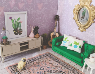 I Just Discovered the Stylish Dollhouse Instagram Trend and It's Mesmerizing
