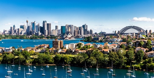 Can You Find the Differences in These Photos of Sydney Harbor?