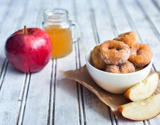 Fall for the Sweet Scent of This Apple Cider Doughnut Puzzle