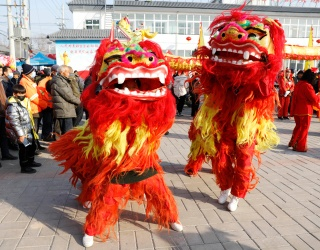 Cabinet of Curiosities: What Does a Lion Dance During Chinese New Year Mean?