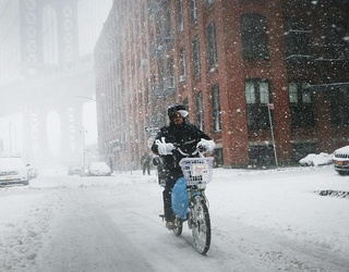 Winter Storm Update: School, Work and Travel Come to a Standstill as Blizzard Pummels Northeast