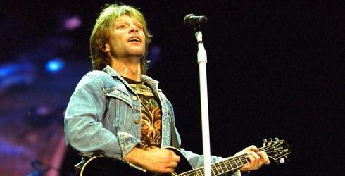 In Case You Forgot, Jon Bon Jovi Is a Fox so Here's a Memory Match