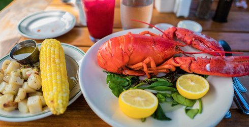 Can You Find the Differences in These Lobster Dinner Photos?