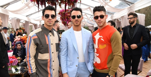 Nick Jonas Has a Jonas Brothers Sports Conspiracy Theory That Might Just Be True