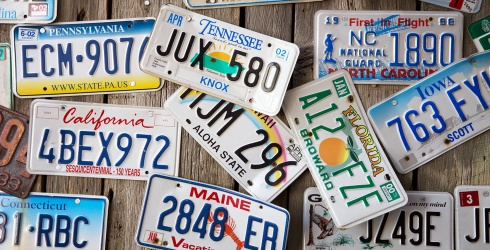 Can You Identify the State by Its License Plate Slogan?