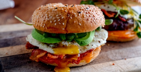 13 Ways to Help Elevate Your At-Home Breakfast Sandwiches to Food Truck Quality