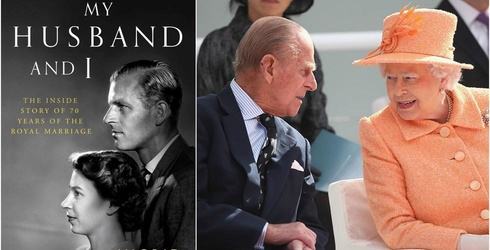 """Keep Your Obsession With """"The Crown"""" Alive & Enter to Win a Copy of Ingrid Seward's Book, """"My Husband and I"""""""