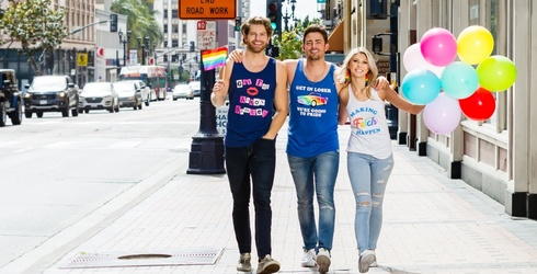 """You Can't Celebrate Pride Month Without One of These """"Mean Girls""""-Inspired Tees"""