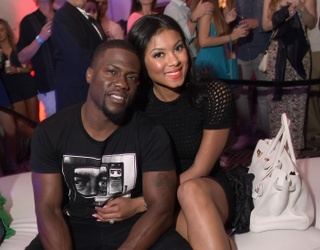 Heart Eyes: Kevin Has the Biggest Hart of All for Wife Eniko