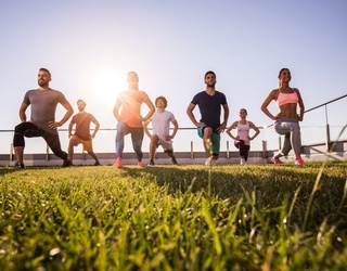 Why Outdoor Group Exercise Series Are Becoming Summer's Hottest Events