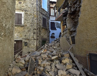 Here's What You Need to Know About Italy's Most Recent Earthquake