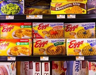 Kellogg's Eggo Waffles Recalled Due to Listeria Concerns