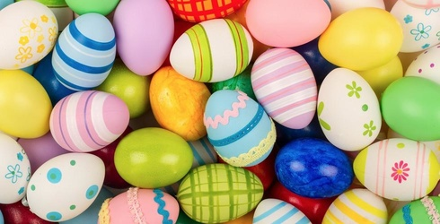 Easter is Approaching! Let Us Help You Decorate Your Own Easter Eggs