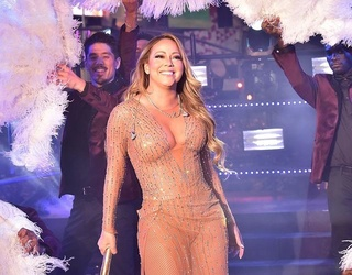 Mariah Carey on Her New Year's Eve Blunder: Dick Clark Would Never Have Embarrassed Me Like That